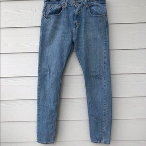 Vintage LEVIS 512 tapered jeans size 31x32